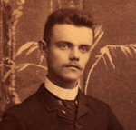 Charles Lanphere at age 20